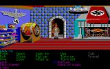 Indiana Jones and The Last Crusade: The Graphic Adventure Atari ST The kitchen in the castle.
