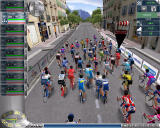 Cycling Manager 4 Windows View from behind