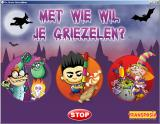 De Grote Griezelbox Windows AutoRun menu of disc 2.