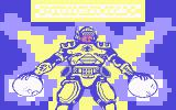 Captain Power and the Soldiers of the Future Commodore 64 Captain is powered up...