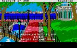 Gold Rush! Atari ST Start of the game in Brooklyn, New York.