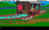 Gold Rush! Atari ST Sutter's mill.