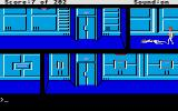 Space Quest: Chapter I - The Sarien Encounter Atari ST A dead crewmember is on the floor.