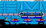 Space Quest: Chapter I - The Sarien Encounter Atari ST You need to get off of this ship before it explodes...