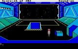 Space Quest: Chapter I - The Sarien Encounter Atari ST The ship's hangar.