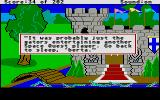 Space Quest: Chapter I - The Sarien Encounter Atari ST Crash landing in King's Quest I. And now a word from Ken Williams, the head of Sierra....