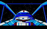 Space Quest: Chapter I - The Sarien Encounter Atari ST Trekking through space in your new ship.