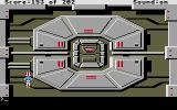 Space Quest: Chapter I - The Sarien Encounter Atari ST Jetpacking to one of the Deltaur's airlock doors.