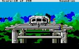 Space Quest II: Chapter II - Vohaul's Revenge Atari ST You are now a prisioner of Sludge Vohaul.