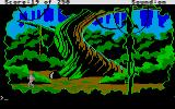 Space Quest II: Chapter II - Vohaul's Revenge Atari ST More jungle...