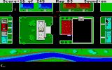 Police Quest: In Pursuit of the Death Angel Atari ST Driving around town.