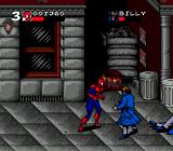 Spider-Man & Venom: Maximum Carnage Genesis A fight in a dark alley