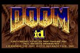 DOOM 3DO Title screen