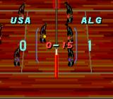 Dig & Spike Volleyball SNES Final score