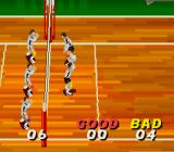 Dig & Spike Volleyball SNES Training to become a better blocker