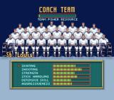 Brett Hull Hockey SNES Coach team