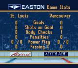 Brett Hull Hockey SNES Game stats
