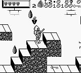Wizards & Warriors X: Fortress of Fear Game Boy Keys are very useful
