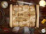 The Count of Monte Cristo Windows Treasure map