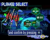RayCrisis: Series Termination PlayStation Player ship select
