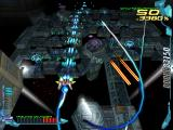 RayCrisis: Series Termination PlayStation Area 1, enemy structure