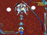 RayCrisis: Series Termination PlayStation Area 2, mecha end boss