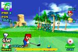 Mario Golf: Advance Tour Game Boy Advance Getting ready to swing