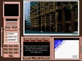 Where in the World is Carmen Sandiego? (Deluxe Edition) DOS User interface