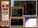 Where in the World is Carmen Sandiego? (Deluxe Edition) DOS The chief gives you the brief