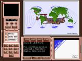 Where in the World Is Carmen Sandiego? (Deluxe Edition) DOS Traveling to the first location