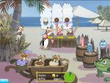 Tropix 2! Quest for the Golden Banana Windows Ice Cream Parlour, the time management game