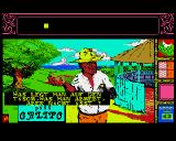 Méwilo Amiga One of the riddles the player has to solve
