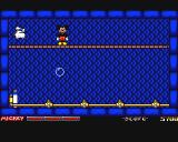 Mickey Mouse: The Computer Game Amiga Stop the bubbles.