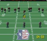 NFL Quarterback Club 96 SNES And we're off.