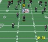 NFL Quarterback Club 96 SNES Gotta catch the ball.