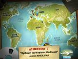 Private Eye: Greatest Unsolved Mysteries Windows World map