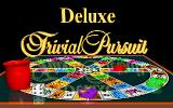 Deluxe Trivial Pursuit DOS Title screen