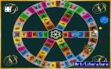 Deluxe Trivial Pursuit DOS The famous board