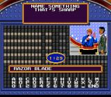 Family Feud SNES Other team answering a Fast Money question.