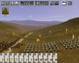 Medieval: Total War Windows Two armies ready for a fight