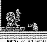 Metroid II: Return of Samus Game Boy Defeat this creature to get the Spring ball