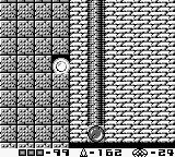 Metroid II: Return of Samus Game Boy Once again the Ball and bombs are used to discover new passages