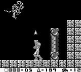 Metroid II: Return of Samus Game Boy A Zeta Metroid