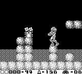 Metroid II: Return of Samus Game Boy Descending further, not many Metroids are left