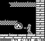 Metroid II: Return of Samus Game Boy The standard Metroids only show up towards the end of the game and must be frozen before they can be damaged