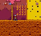 James Pond 3: Operation Starfish SNES What are those yellow things?