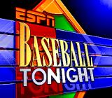 ESPN Baseball Tonight SNES Title Screen