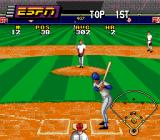 ESPN Baseball Tonight SNES Staring down the Yankee