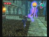 Star Fox Adventures GameCube The Krazoa Palace area involves lots of bomb carrying.