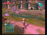 Star Fox Adventures GameCube Fox Lands in Thorntail Meadow